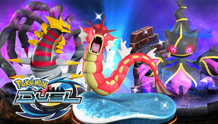 Pokémon: 'A Bonus-Filled October in Pokémon Duel'