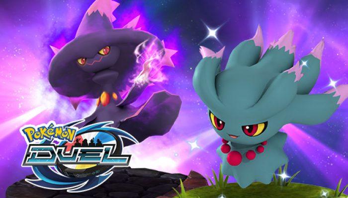 Pokémon: 'Halloween Bonuses in Pokémon Duel'