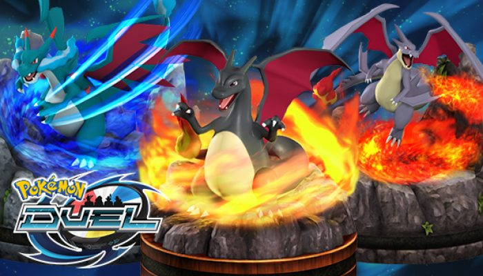 Pokémon: 'Charizard Rules the Duels'