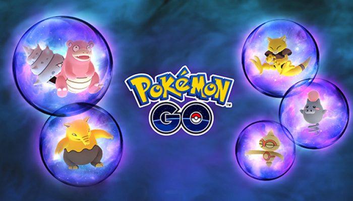 Pokémon: 'Psychic-Type Pokémon Dominate Pokémon Go'