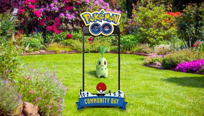 Pokémon: 'Collect Choice Chikorita During Community Day!'