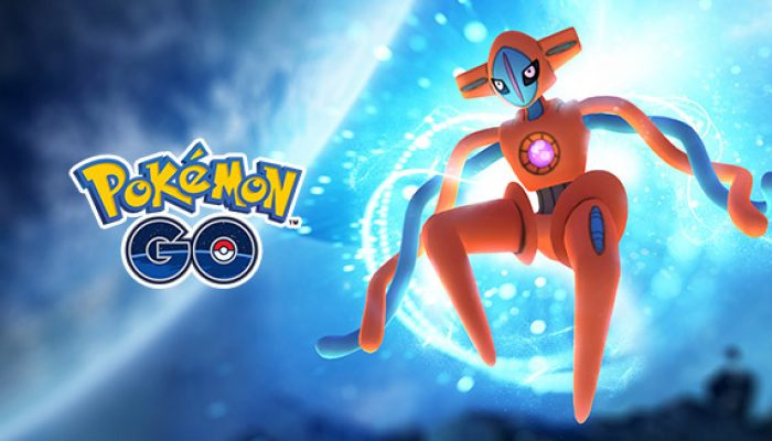 Pokémon: 'Deoxys Approaches in EX Raids!'