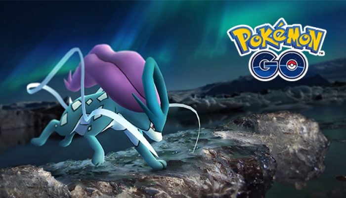 Pokémon: 'Snag Suicune with October Field Research'