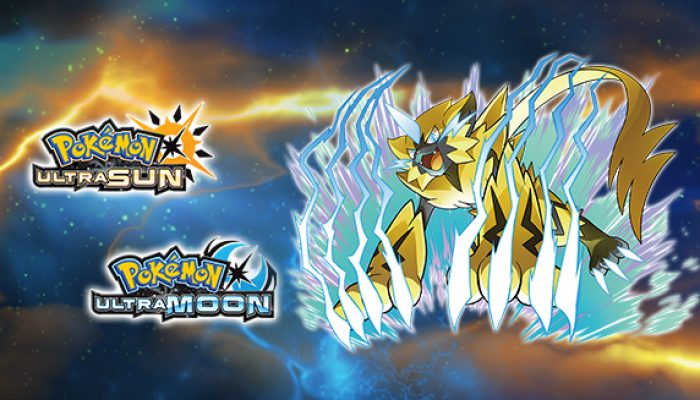 Pokémon: 'Zeraora Strikes at GameStop'