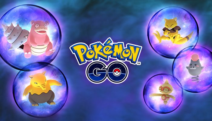 Niantic: 'Envision Powerful Pokémon during the Psychic Spectacular!'