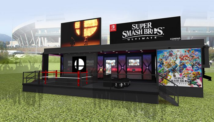 NoA: 'Nintendo Partners with the Wendy's College Tailgate Tour to bring Super Smash Bros. Ultimate to colleges this fall'