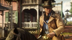 Media Create Top 50 Red Dead Redemption 2