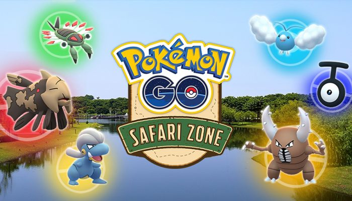 Niantic: 'Please Join Us for the Pokémon Go Safari Zone Event in Tainan, Taiwan!'