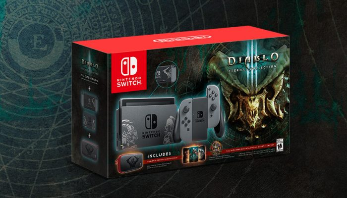 NoA: 'Summon up a Nintendo Switch bundle with Diablo III: Eternal Collection starting Nov. 2'