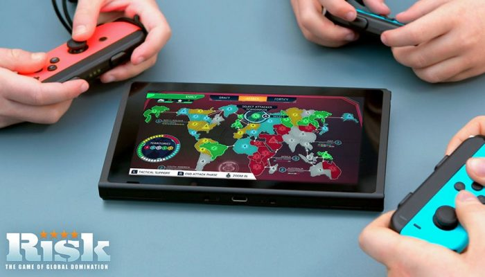 Ubisoft: 'Hasbro Game Night For Nintendo Switch Out Now'