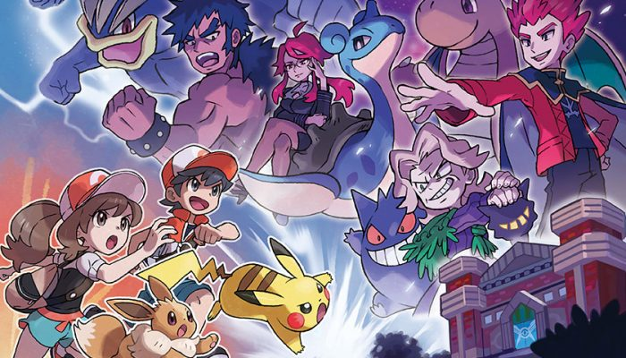 NoA: 'The Elite Four return with a fresh new look'