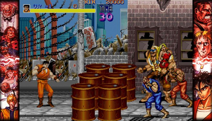 Capcom: 'Capcom Beat 'Em Up Bundle Update on November 6!'