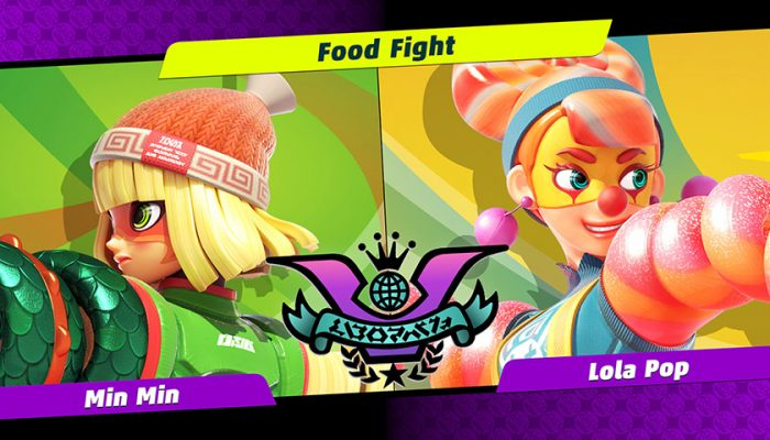 NoA: 'Get ready for Party Crash Bash! Choose your corner, as Min Min faces off against Lola Pop in this new spin on Party Crash!'