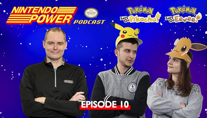 NoA: 'Nintendo Power Podcast episode 10 available now!'