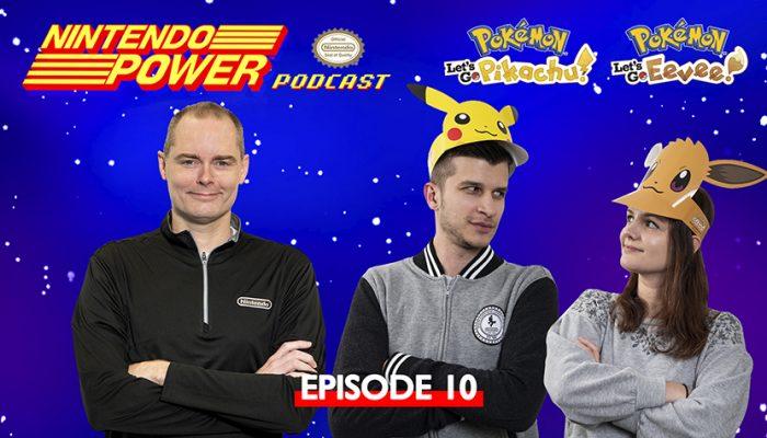 NoA: 'Nintendo Power Podcast episode 10 available now!'