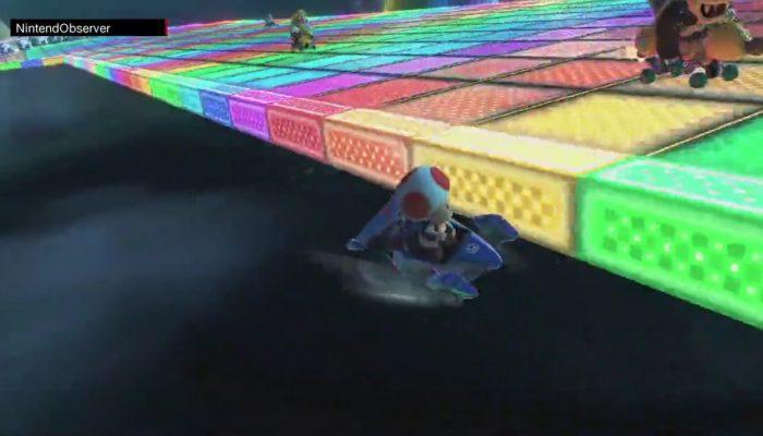 Mario Kart 8 Deluxe, Thanks.