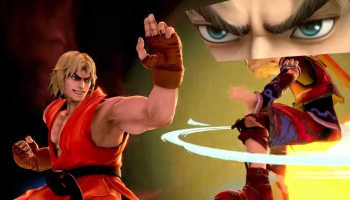 Super Smash Bros. Ultimate – Ken Fighter Showcase