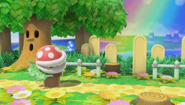 Super Smash Bros. Ultimate – Piranha Plant DLC Fighter Showcase