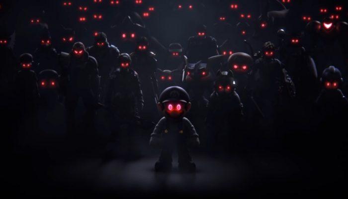 Super Smash Bros. Ultimate – World of Light Trailer