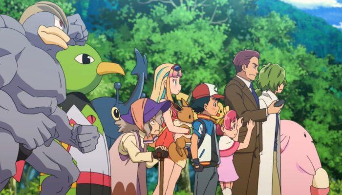 Pokémon le film : Le pouvoir est en nous – Bande-annonce longue