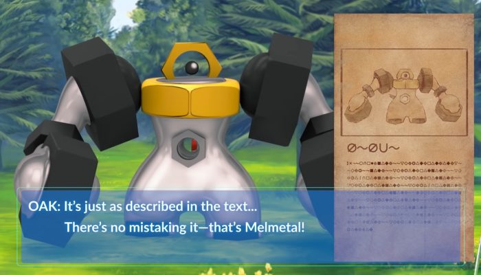 Pokémon Go – Meltan Research Update: Introducing Melmetal!