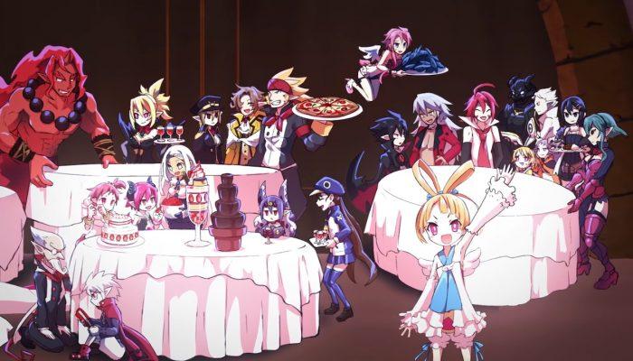 Disgaea – Japanese 15th Anniversary Animation