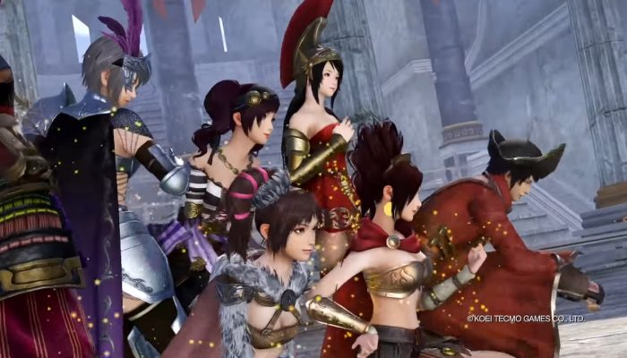 "Warriors Orochi 4 – ""Rampage"" Challenge Mode"