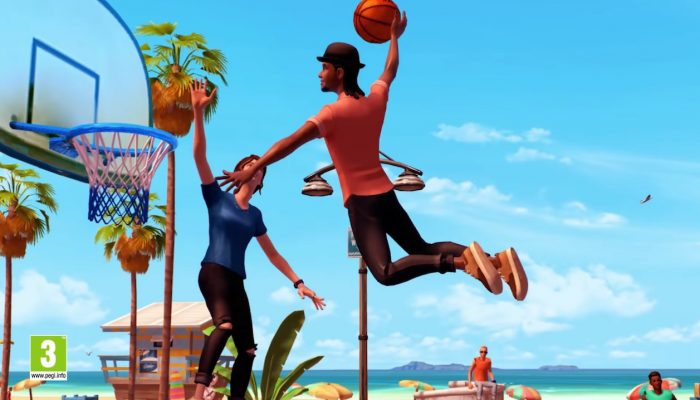 Sports Party – Launch Trailer