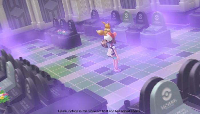 Pokémon: Let's Go, Pikachu! & Let's Go, Eevee! – Lavender Town Awaits!