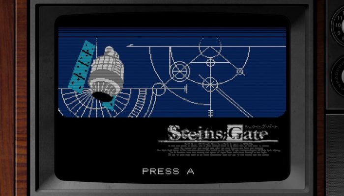 Steins;Gate Elite – 8 Bit Adv Trailer