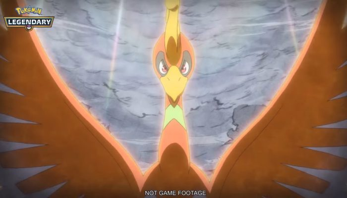 Pokémon – Ho-Oh and Lugia Conclude a Year of Legendary Pokémon