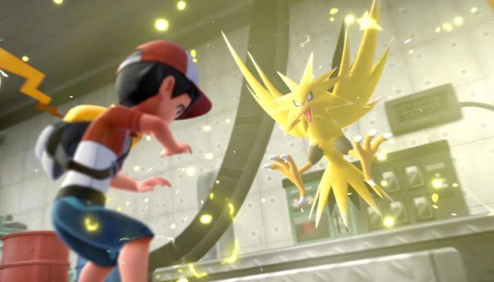 Pokémon: Let's Go, Pikachu! & Let's Go, Eevee! – Adventure Awaits!