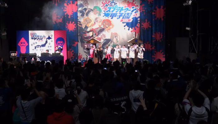 Nintendo Live 2018 Tokyo Main Stage
