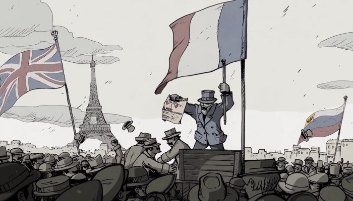 Ubisoft: 'Valiant Hearts: The Great War Out Now for Nintendo Switch'