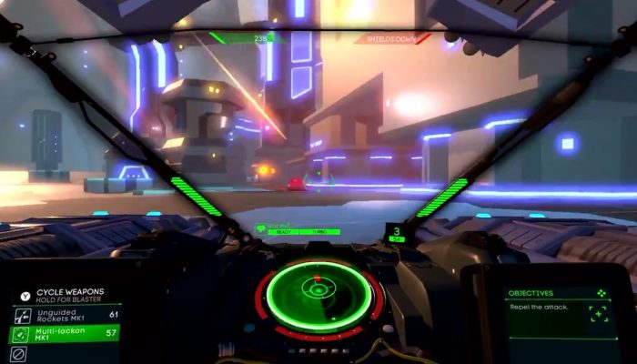 Battlezone Gold Edition now available on Nintendo Switch