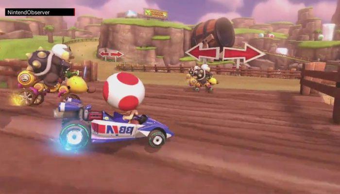 Mario Kart 8 Deluxe, Dem Wiggler Mortons.