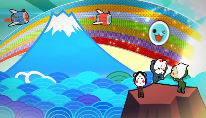 Taiko no Tatsujin: Drum 'n' Fun! – North American Launch Trailer