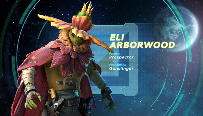 Starlink: Battle for Atlas – Eli Arborwood & Kharl Zeon Pilot Vignettes
