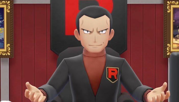 Pokémon : Let's Go, Pikachu & Let's Go, Évoli – Bande-annonce Giovanni veut se battre !