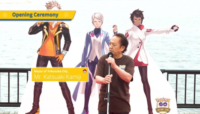 Pokémon Go – Safari Zone in Yokosuka 2018