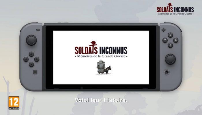 Valiant Hearts – Bande annonce Saurez-vous survivre à la guerre ?