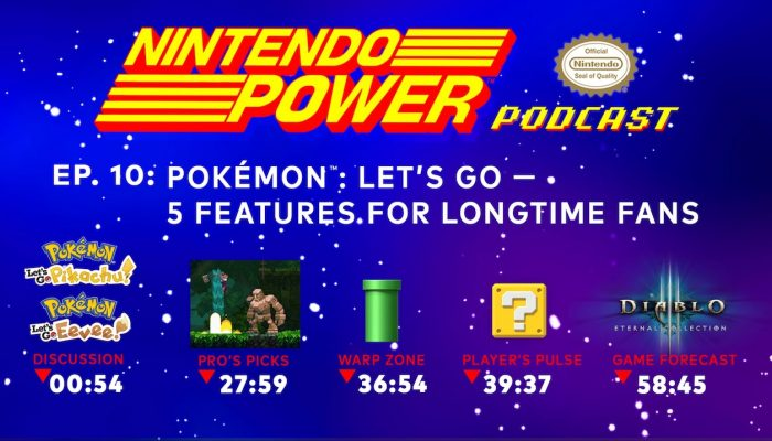 Nintendo Power Podcast Ep. 10 – 5 Features for Longtime Fans