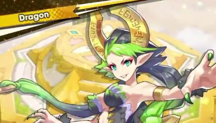 Winds of Hope Summon Showcase in Dragalia Lost
