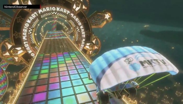 Mario Kart 8 Deluxe, Tant mieux.