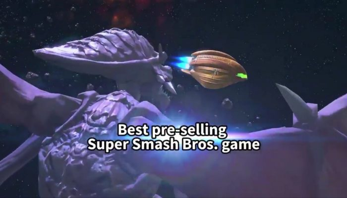 Super Smash Bros. Ultimate is already best pre-selling Super Smash Bros. game and best pre-selling game on Nintendo Switch