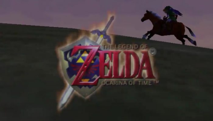 The Legend of Zelda Ocarina of Time celebrates its 20-year anniversary