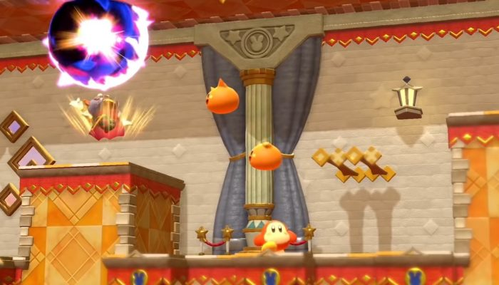Kirby Star Allies – Wave 3 Update: Taranza Weaves a Web!