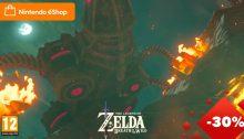Nintendo eShop Cyber-offres 2018