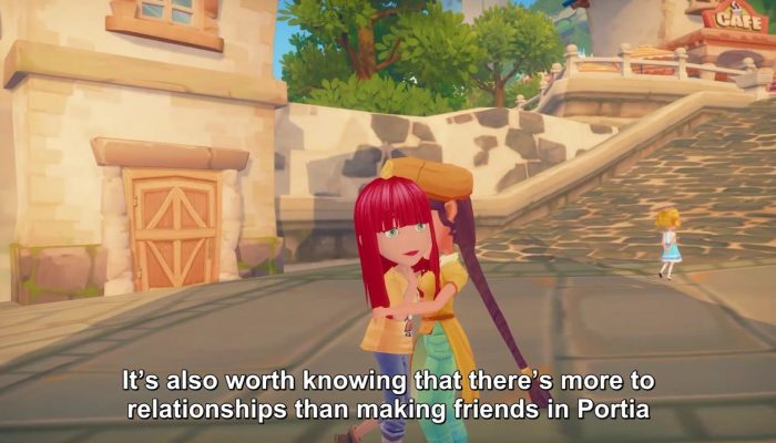 My Time At Portia – Social Life in Portia