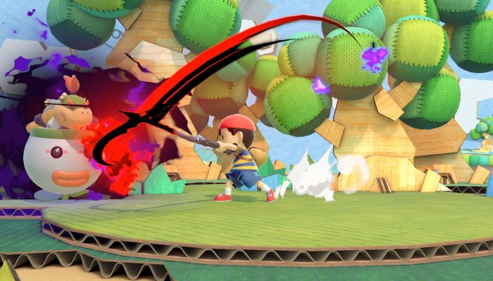 A look at Death's Scythe in Super Smash Bros. Ultimate